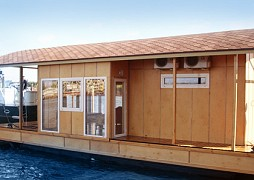 House afloat